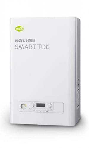 Газовый котел Navien Smart Tok-24K Coaxial
