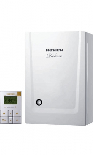 Газовый котел Navien Deluxe Cooxial 13K